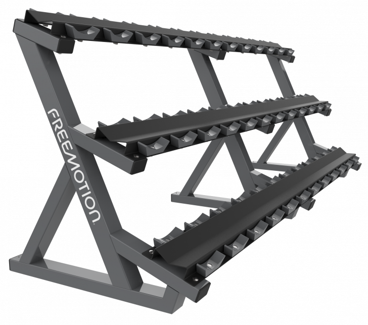 Picture of FreeMotion Dumbbell Rack (Saddle)